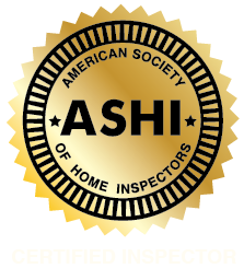 Certified ASHI Home Inspector
